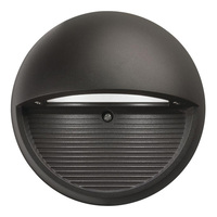 9 Watt - LED - Round Step Light - Cast Aluminum - Bronze Finish - 4000K - 120-277 Volt - Lithonia OLSR DDB M6