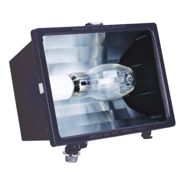 Lithonia F50SL 120 M6 - High Pressure Sodium Flood Light Fixture Image