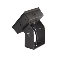 Wall Pack Mounting Accessory with Yoke Bracket - Lithonia OLWX1YK M12 - for Lithonia LED Wall Packs - View Specifications for Compatible Fixtures