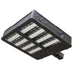 LED Shoebox Fixture Image