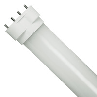 LED PL-L Lamp - 17 Watt - 4-Pin 2G11 - 40W CFL Equal - 2100 Lumens - 4000 Kelvin - Universal Mount - 120-277V - Works with Compatible Ballast Only