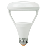 585 Lumens - 2400 Kelvin Very Warm White - LED BR30 - 8 Watt - 65W Equal - 120V