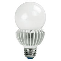 1600 Lumens - 18.5 Watt - 100W Incandescent Equal - LED A21 - 2700 Kelvin Soft White - Color Corrected - Dimmable - Green Creative 16329