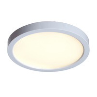 15 Watt - 7 in. LED Ultra Thin Round Ceiling Fixture - 3000 Kelvin - 120V