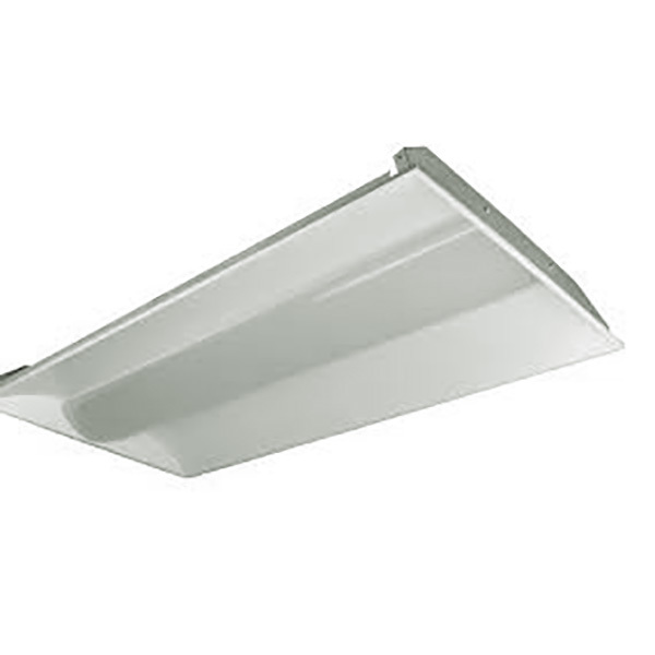 2 x 4 LED Recessed Troffer - 4953 Lumens Image