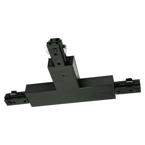 Nora NT-2314B/L - Black - T-Connector Image