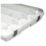 LED Ready - IP65 - 4 Lamp - 8 ft. Vapor Tight Fixture Image