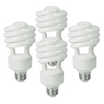 T4 CFL - 32 Watt - 125W Equal - 2700K Warm White Image