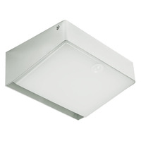 3 Watt - Solar Powered - LED Flood Fixture - Motion Sensor - 5000 Kelvin - PLT EE802WDC