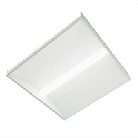 2000 Lumens - 2 x 2 LED Recessed Troffer - 15 Watt - 4000 Kelvin - Acrylic Lens - 120-277V - 5 Year Warranty - Cooper Lighting 22SR-LD2-20-C-UNV-L840-CD1-U