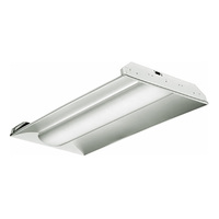 4800 Lumens - 2 x 4 LED Recessed Troffer - 46 Watt - 2 Lamp Fluorescent Equal - 3500 Kelvin - Prismatic Acrylic Lens - 120-277V - 5 Year Warranty - Lithonia 2VTL4 48L ADP EZ1 LP835
