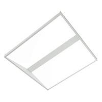 3300 Lumens - 2 x 2 Integrated LED Recessed Troffer - 28 Watt - 3500 Kelvin - Acrylic Lens - 120-277V - 5 Year Warranty - Eaton 22EN-LD2-34-UNV-L835-CD1-U