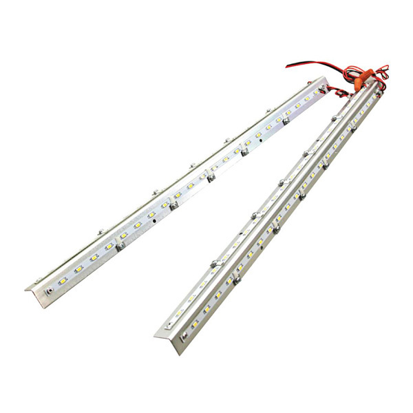3431 Lumens - 38 Watt - LED - Retrofit Kit Linear Strips 2 x 2 Troffer Image
