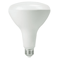 1000 Lumens - 3000 Kelvin Halogen White - LED BR40 - 14 Watt - 75W Equal - Dimmable - 120V - Civilight DBR40-WF75Q14-U1008