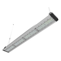 20,000 Lumens - LED High Bay - 5000 Kelvin - Length 48 in. x Width 6 in. - 120-277V - PLT/E2422