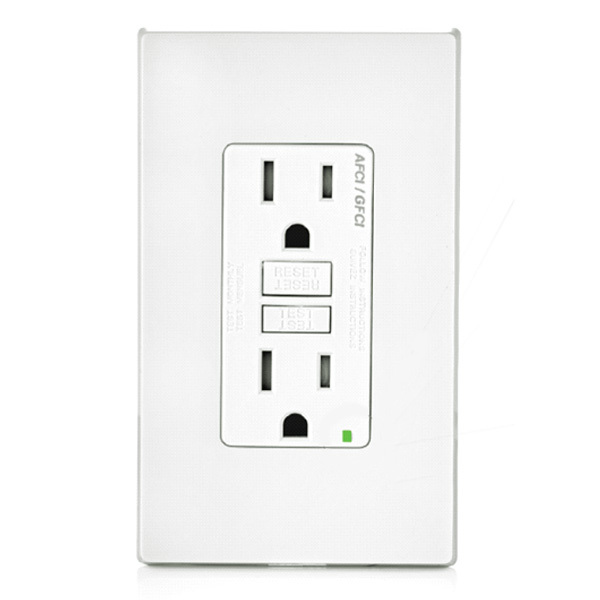 120v electrical outlets