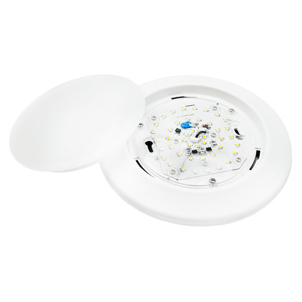 LED Downlight - Surface Mount - 15 Watt - 90 Watt Incandescent Equal Image