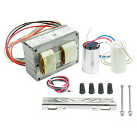 High Pressure Sodium Ballast - 70 Watt - ANSI S62 - 4 Tap - Includes Capacitor, Ignitor, and Bracket Kit - Pre-Wired