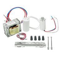 High Pressure Sodium Ballast - 50 Watt - ANSI S68 - 120 Volt - Includes Capacitor, Ignitor, and Bracket Kit - Pre-Wired
