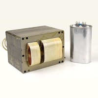 Metal Halide Ballast - 1500 Watt - ANSI M48 - 480 Volt - Includes Capacitor and Bracket Kit - Pre-Wired