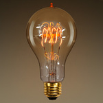 40 Watt - Victorian Bulb - 5.25 in. Length Image