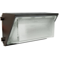 135 Watt - LED - Wall Pack - 400 Watt Metal Halide Equal - 12,673 Lumens - 5000 Kelvin