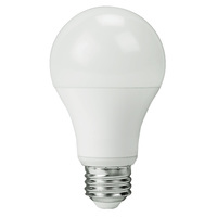 LED - A19 - 9 Watt - 60W Incandescent Equal - 800 Lumens - 4000 Kelvin Cool White - Omni-Directional - Curtis Mathes CMA19L-1313-840