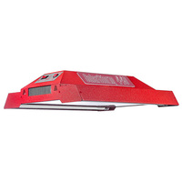 SolarStorm 440 LED Grow Light Fixture - 440 Watt - 90-277 Volt - 80,000 Life Hours - Multi Spectrum - California Lightworks CLW0300