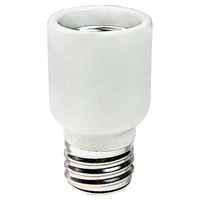 Mogul to Mogul Porcelain Socket Extension - 400 and 600 Watt - Pulse Rated - For HID Lamps Only - Indoor Grow Science GLA-SE
