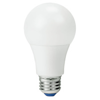 800 Lumens - 8.5 Watt - 60W Incandescent Equal - LED - A19 - 2700 Kelvin Warm White - Omni-Directional