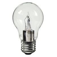 LED - A17 - 3.5 Watt - 25W Incandescent Equal - 240 Lumens - 2700 Kelvin Warm White - Dimmable