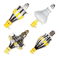 4 Bulb Changer Kit - Includes Standard/ Floodlight/ Mercury/ Recessed Heads