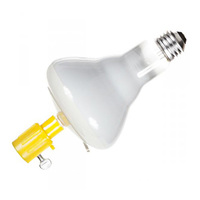 Bulb Changer Head - For Recessed and Track Lighting Bulbs