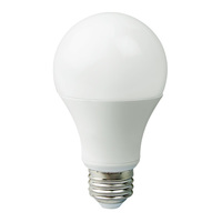LED - A19 - 9 Watt - 60W Incandescent Equal - 800 Lumens - 3000 Kelvin Halogen White - Omni-Directional