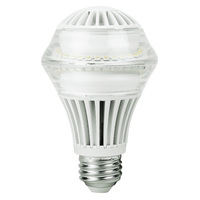 LED - A19 - 14 Watt - 75W Incandescent Equal - 1200 Lumens - 5000 Kelvin Stark White