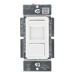 Leviton IllumaTech Fluorescent Dimmer for Mark 10 Powerline Ballasts - Single Pole/3-Way Image