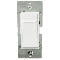 White - Remote Dimmer Switch for Dimming Lights and Adjusting Fan Speeds - Decora - Vizia+
