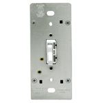 Leviton ToggleTouch TGI10-1LW - 1000W Max. - Preset Digital Incandescent Dimmer Image