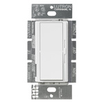 White - 0-10 Volt LED Dimmer with Built-in Relay Image