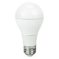 LED - A19 - 6 Watt - 40W Incandescent Equal - 470 Lumens - 4000 Kelvin Cool White - Omni-Directional