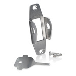 Lockout Bracket For Traditional Leviton Toggle Wallplate Image