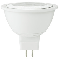 LED - 6 Watt - MR16 - 35W Equal - 5000 Kelvin - 80 CRI - 40 Deg. Flood