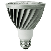 LED - PAR30 - 15 Watt - Long Neck - 75W Equal - 6114 Candlepower - 15 Deg. Spot - 4000 Kelvin - Cool White