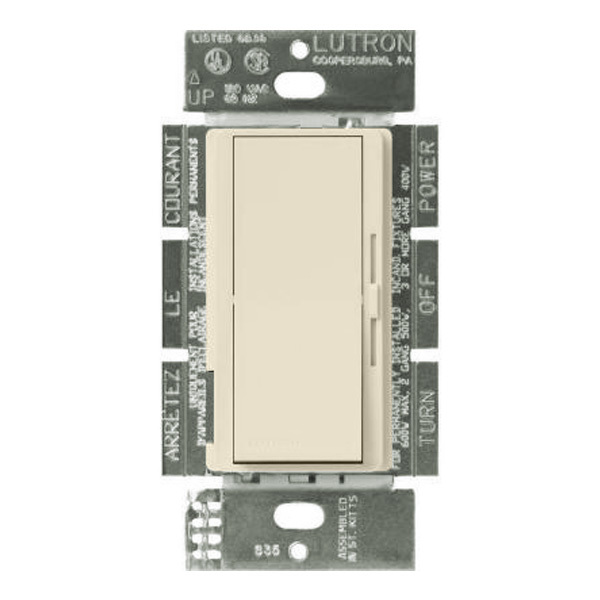 Lutron Diva DVCL-253P-IV - 250W or 600W Max. - CFL/LED or Incandescent/Halogen Dimmer Image