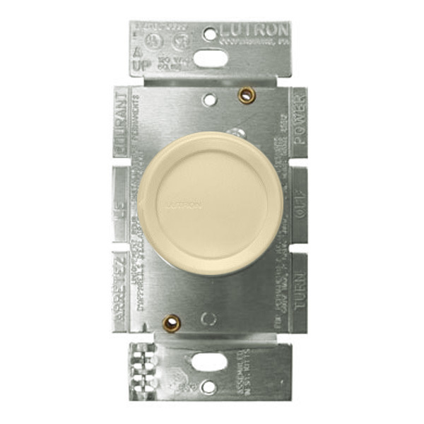 Lutron FS-5F-IV - 5 Amp Max. - Multiple Paddle or Exhaust Fan Control Image