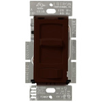 Lutron Skylark Contour CTCL-153P-BR - 150W or 600W Max. - CFL/LED or Incandescent/Halogen Dimmer Image