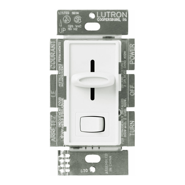 Lutron Skylark Fluorescent Dimmer - Single Pole Image