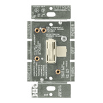 Lutron Ariadni AY2-LFSQ-LA - 300 Watt / 1.5 Amp Max. - 3 Speed Quiet Fan Control and Incandescent Dimmer Image
