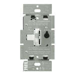 Lutron Ariadni AY-603PNL-WH - 600 Watt Max. - Incandescent Dimmer with Locator Light Image
