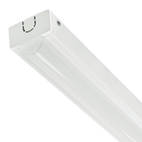 4ft LED Strip Fixture - 2000 Lumens - 24W - 1 Lamp Fluorescent Equal - 4000 Kelvin - 120-277 Volt